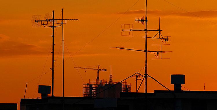 L'installazione di antenne su parti Condominiali